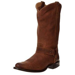 Frye Wyatt Harness Boot 9.5